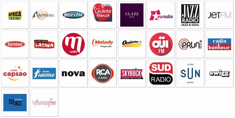 Les radios en DAB+ à Saint-Nazaire, #DABplusFR, DABradio, DABplus, #DABplusFR, Pornic, Guérande