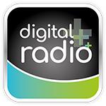 Logo DAB+ Digital Radio NL