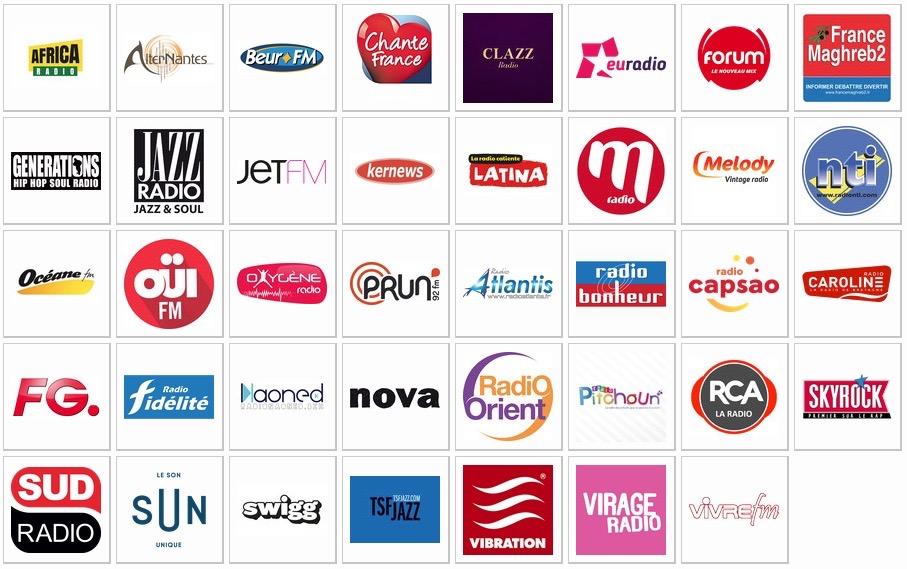 Les radios en DAB+ à Nantes, #DABplusFR, DABradio, DABplus, #DABplusFR, Saint-Herblain, Naoned, Sant-Ervlan
