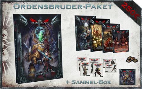 Warhammer 40k Rollenspiel Wrath /& Glory Resourcenchips