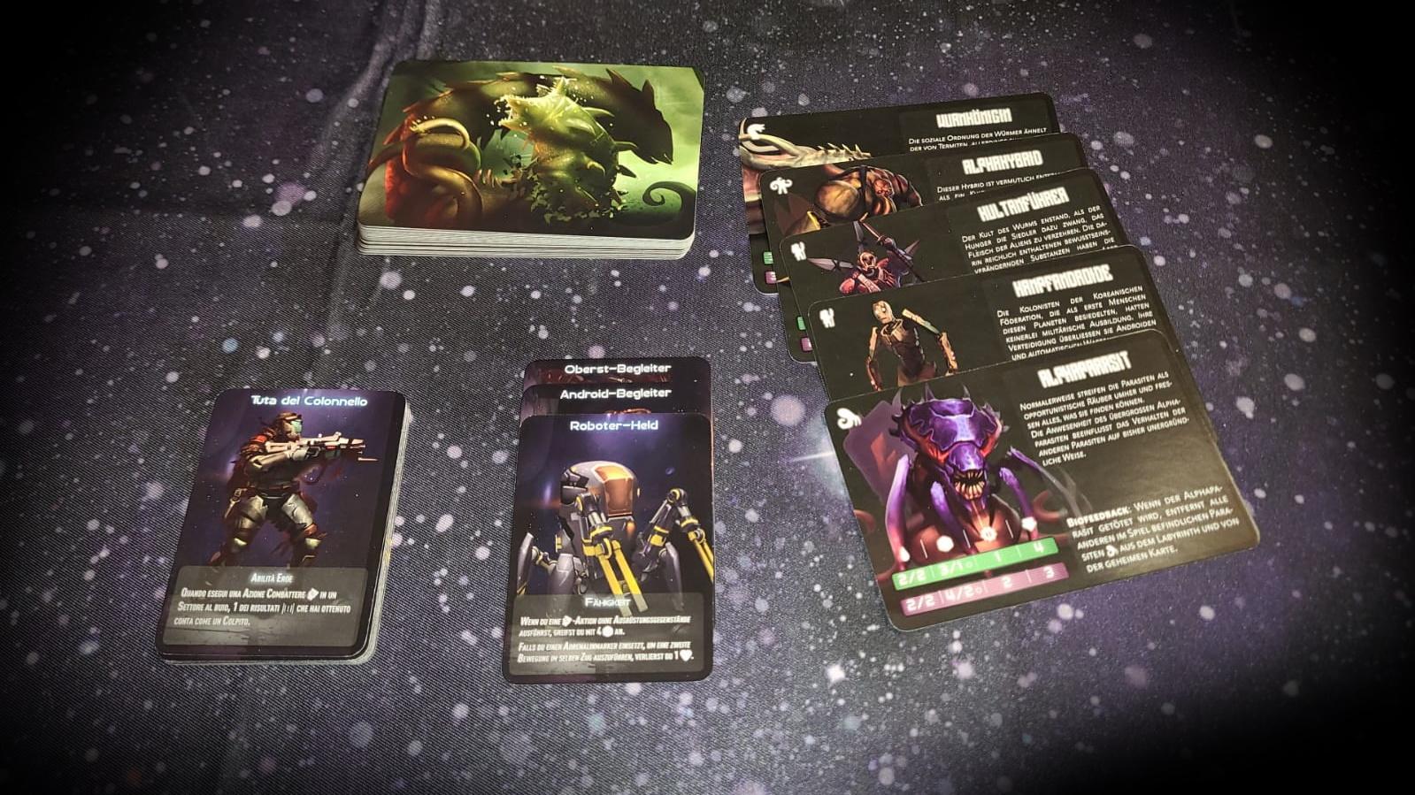 Kickstarter Kartenpack