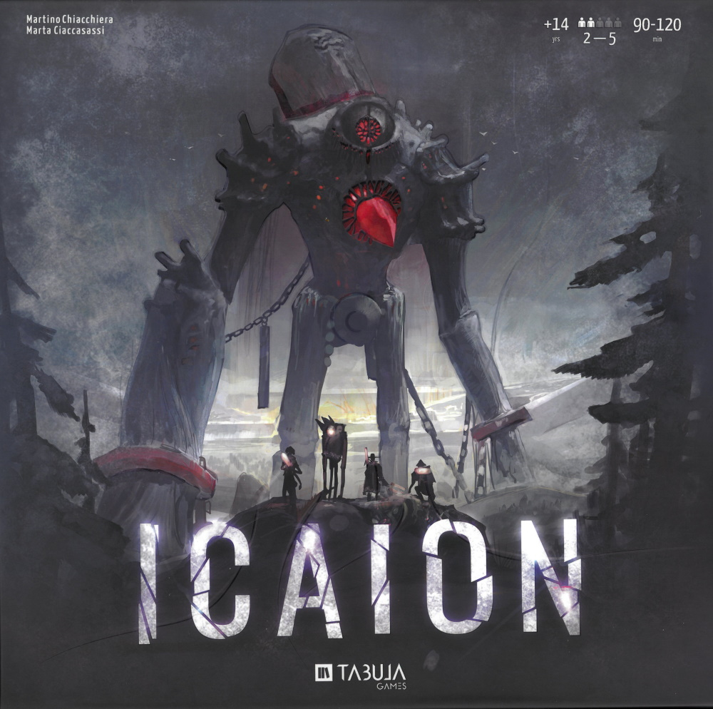 Icaion Front