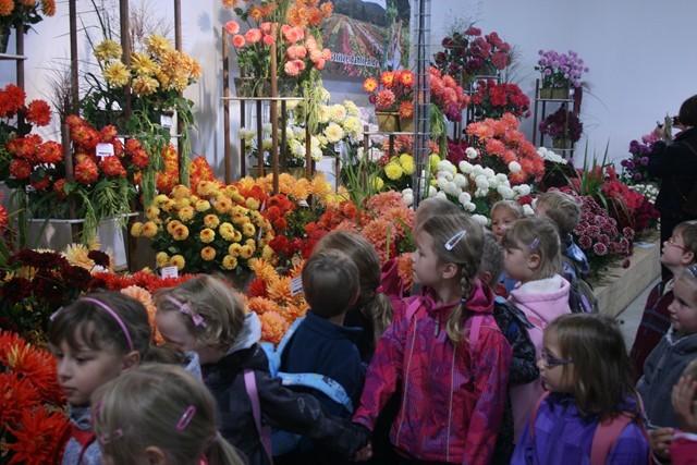 Impressionen vom Kindertag auf der sächsischen Landesgartenschau 2012 in Löbau vor unserer Dahlienausstellung