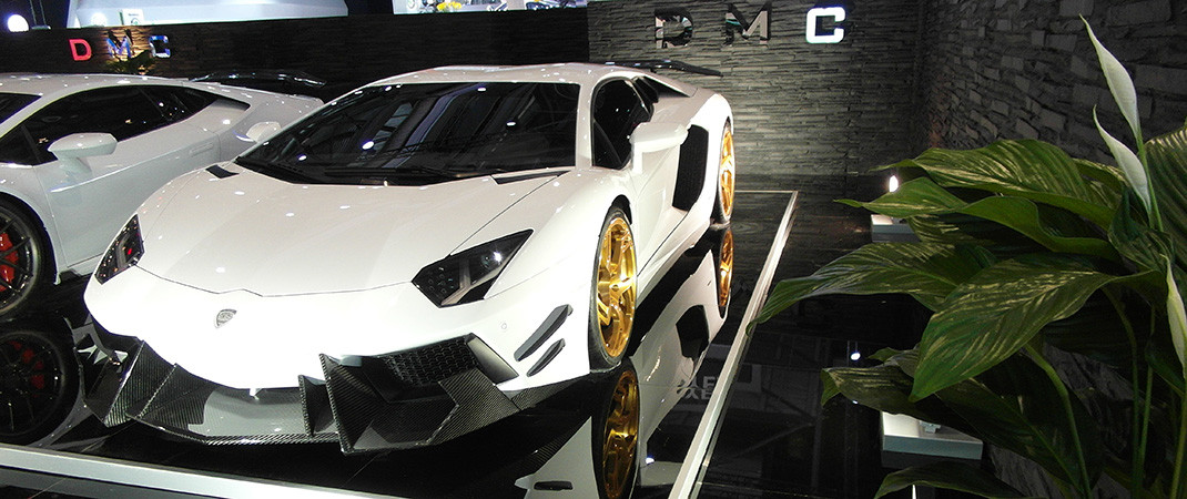 DMC EXOTIC CAR TUNING LTD, Autosalon Genf 2015