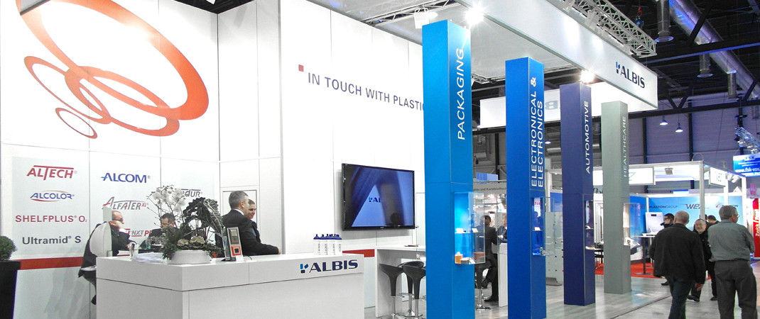 Albis Impex AG, Swiss Plastics Luzern, 2014