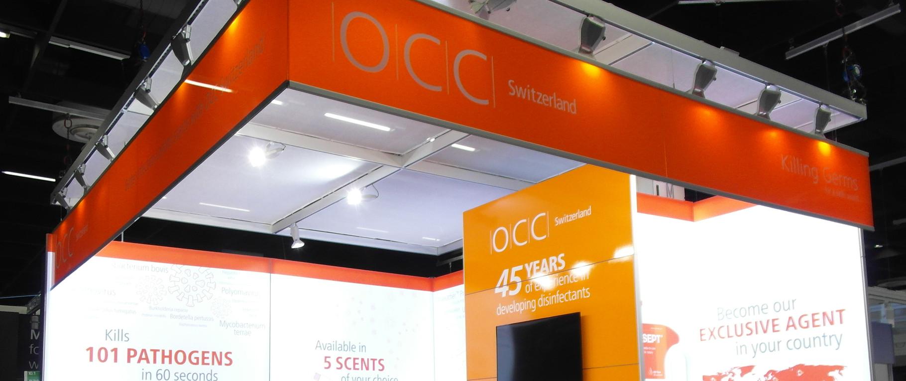 Oro Clean Chemie AG, IDS Köln 2015