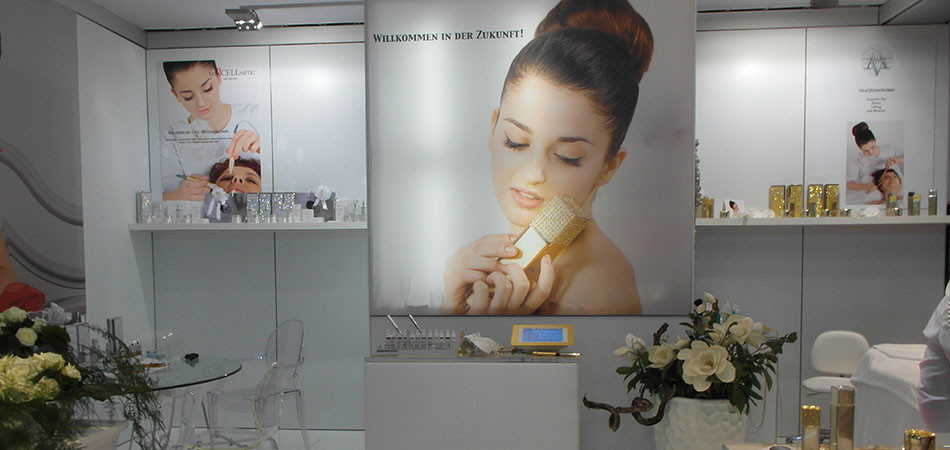 Vitacell Jungbrunnenclinic, Beauty Forum Swiss 2014