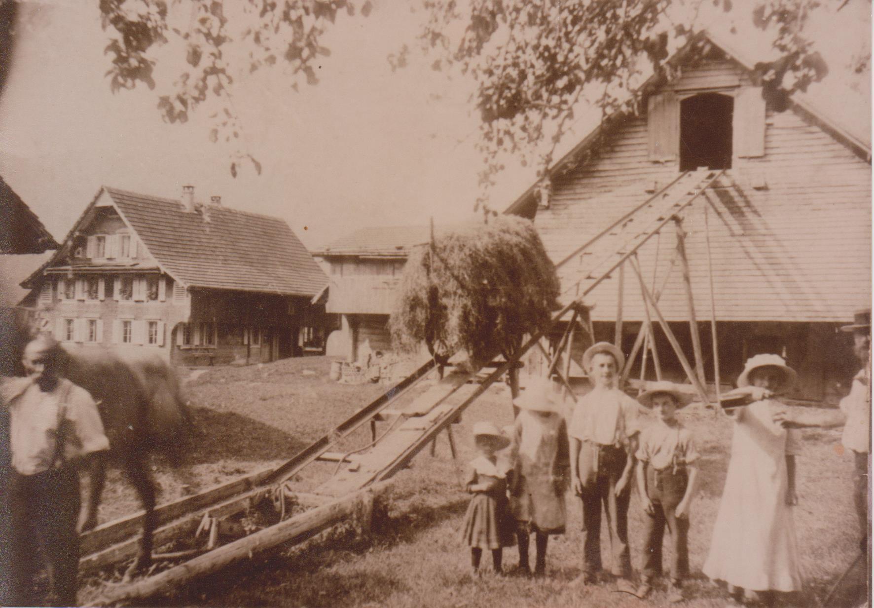 Emmetti anno dazis - ca. 1900