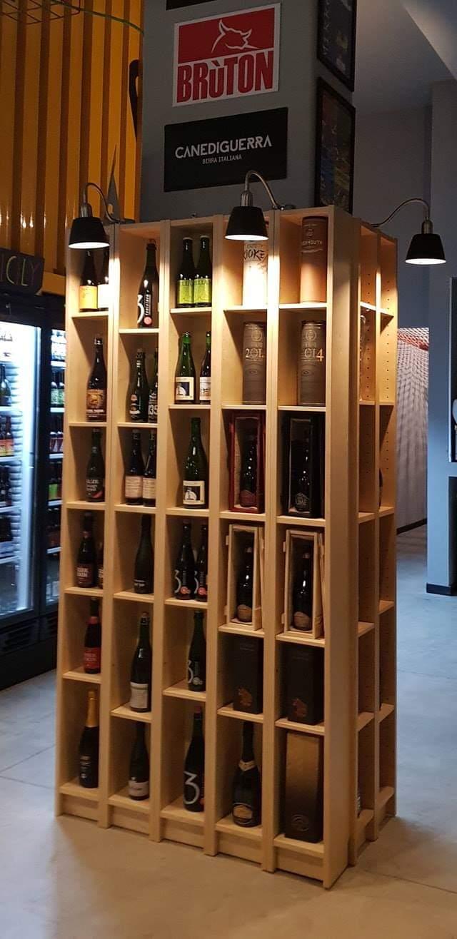 Wab drink store catania particolare interno locale