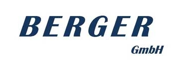 Logo of Berger GmbH, Friedrichshafen, Germany, specialist for driven tools and tools repair