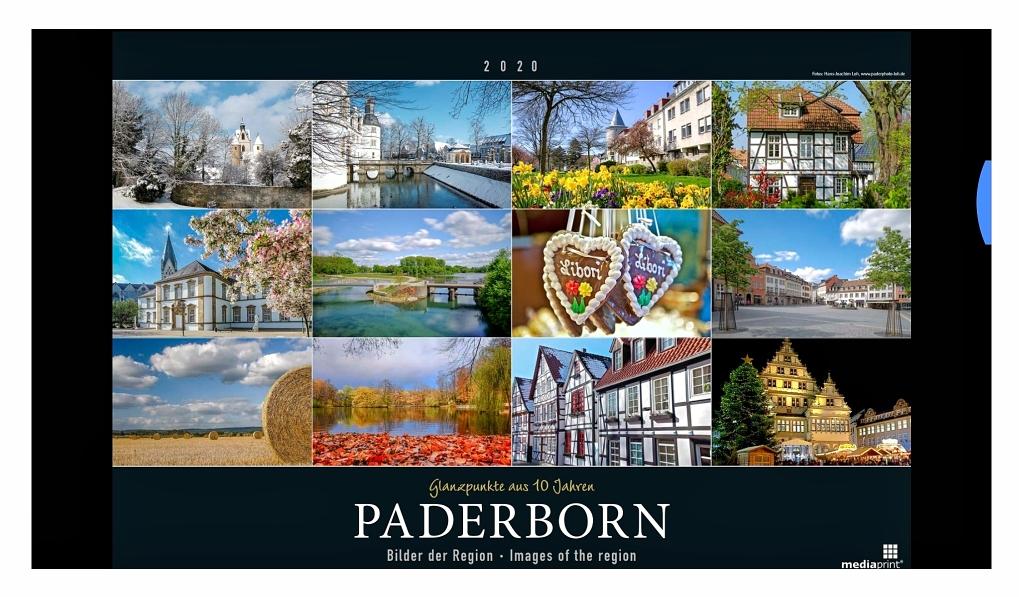 Titelblatt Paderborn 2020