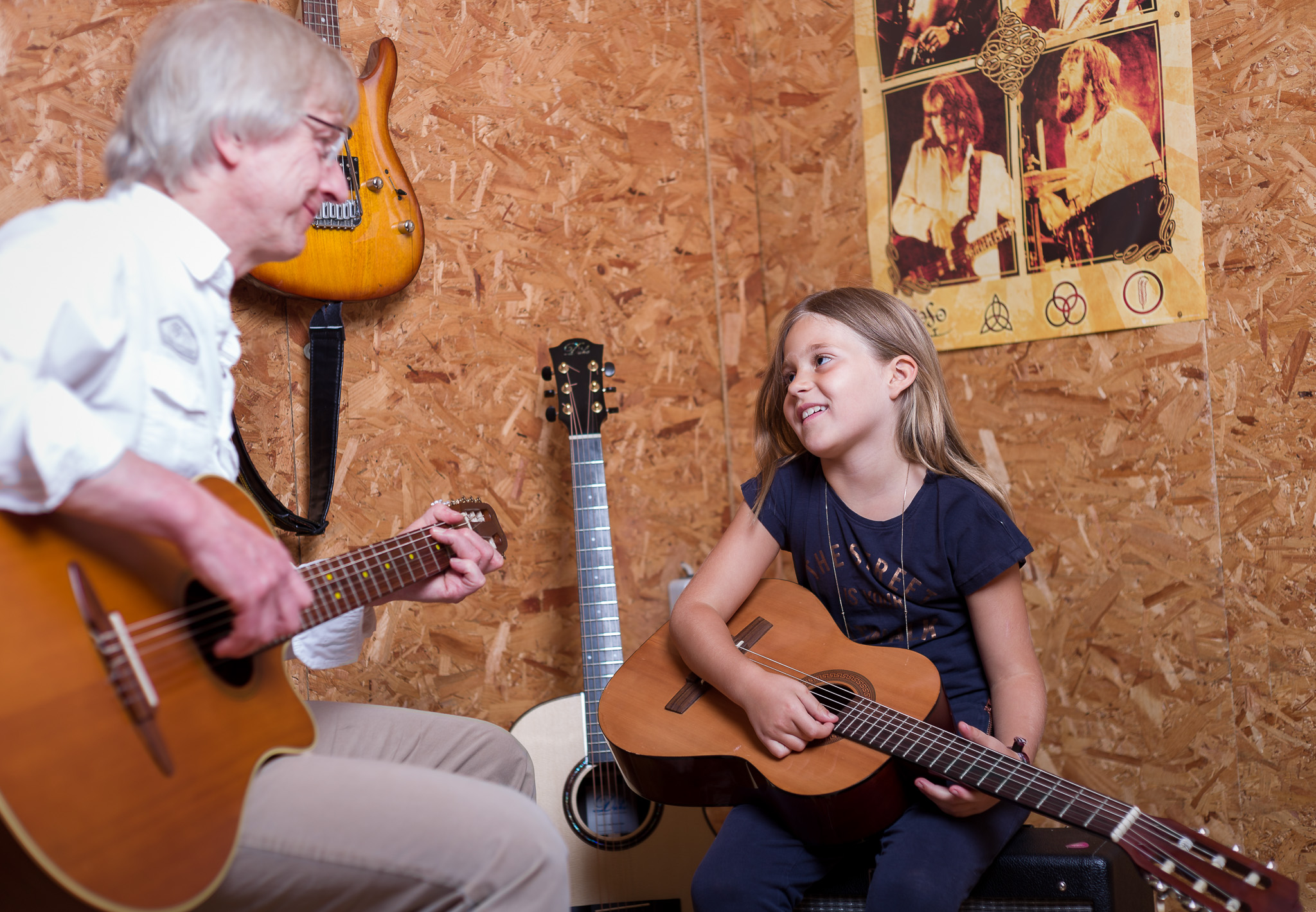 Gitarrenunterricht In Zürich