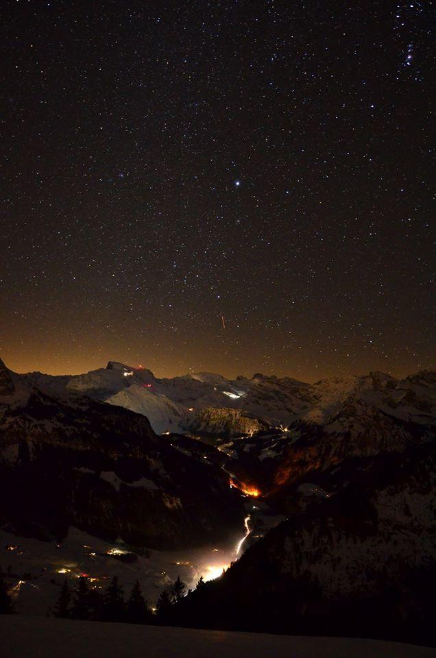 Sternenhimmelflug