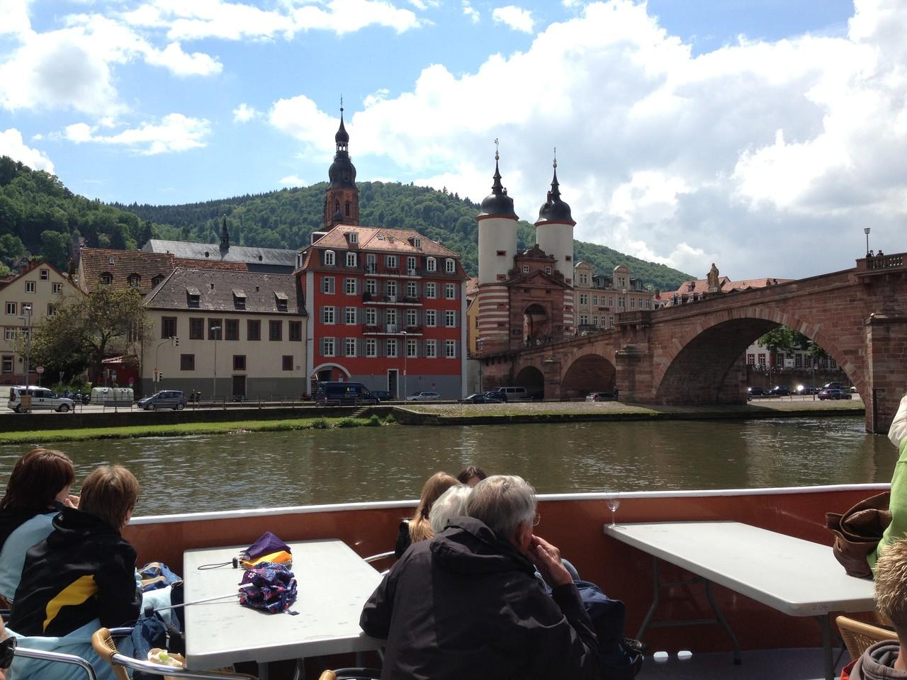 Heidelberg wir kommen !