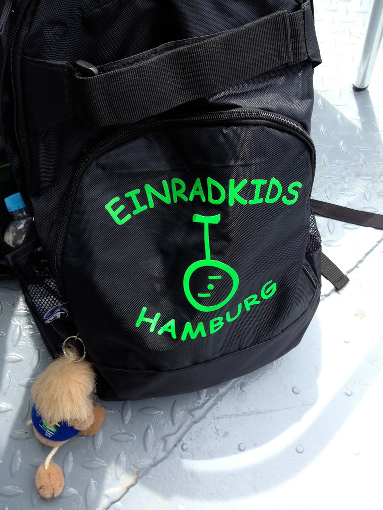 Einradkids on tour
