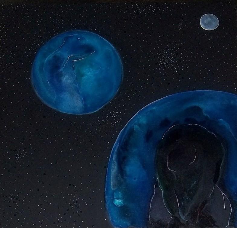 La detresse humaine est-elle la seule dans l'Univers? Encre