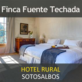 Hotel Rural Finca Fuente Techada en Sotosalbos