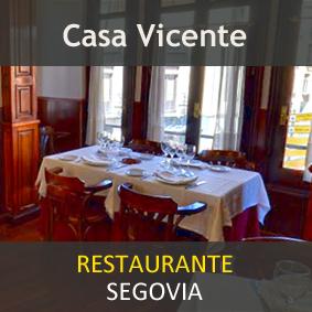 Mesón Restaurante Casa Vicente