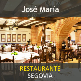 Restaurante José María en Segovia