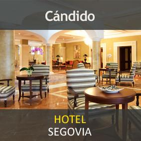 Hotel Cándido en Segovia