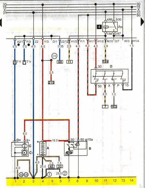 [DIAGRAM_3ER]  VW PASSAT B3 & B4 Wiring Diagrams - Car Electrical Wiring Diagram | Vw Engine Harness Diagram 1994 |  | Car Electrical Wiring Diagram - Jimdo