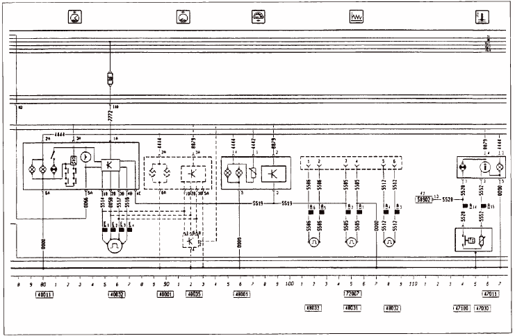 iveco eurocargo truck wiring diagrams  car electrical