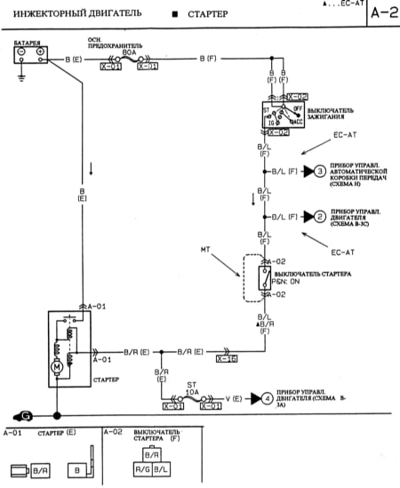 Mazda 323 Alternator Wiring Diagram