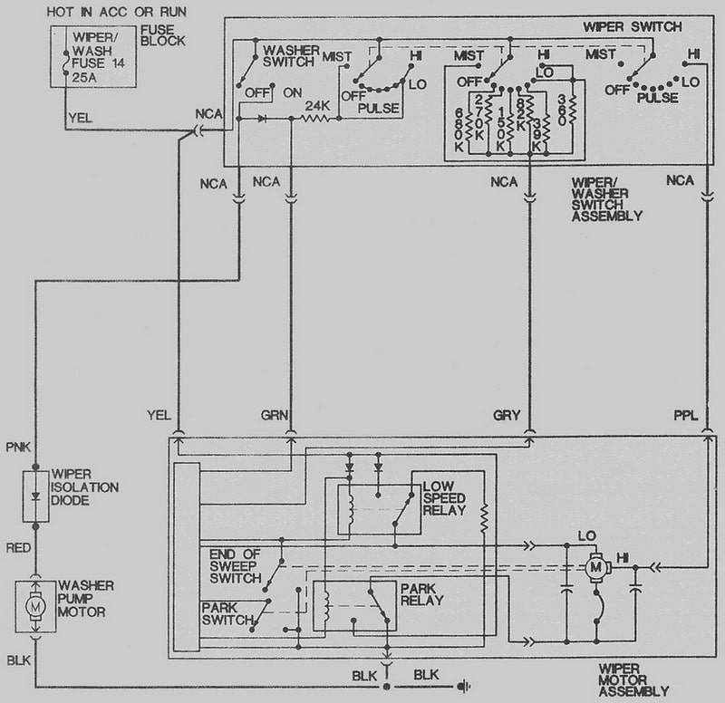 77 Camaro Wiring Diagram For Dummy