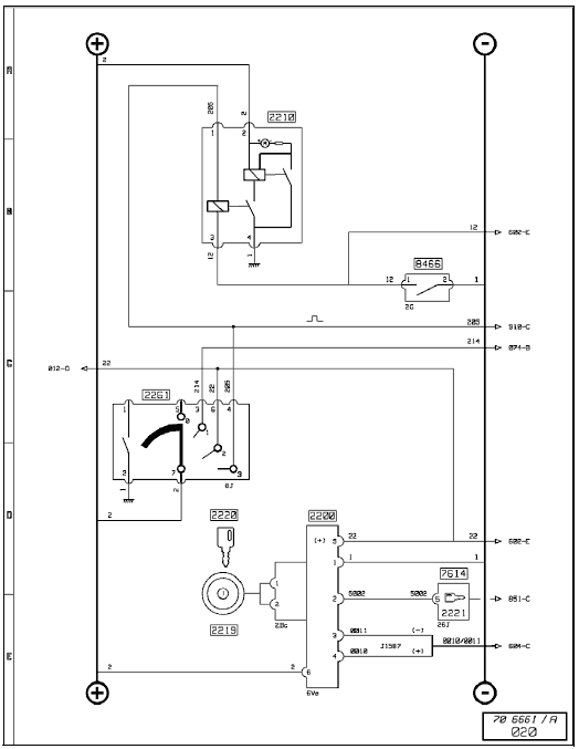 kerax engine start schematics