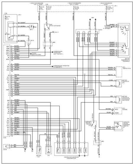 Lexus Rx300 Wiring Diagrams