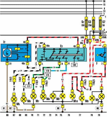AUDI 100 Wiring Diagrams - Car Electrical Wiring DiagramCar Electrical Wiring Diagram - Jimdo