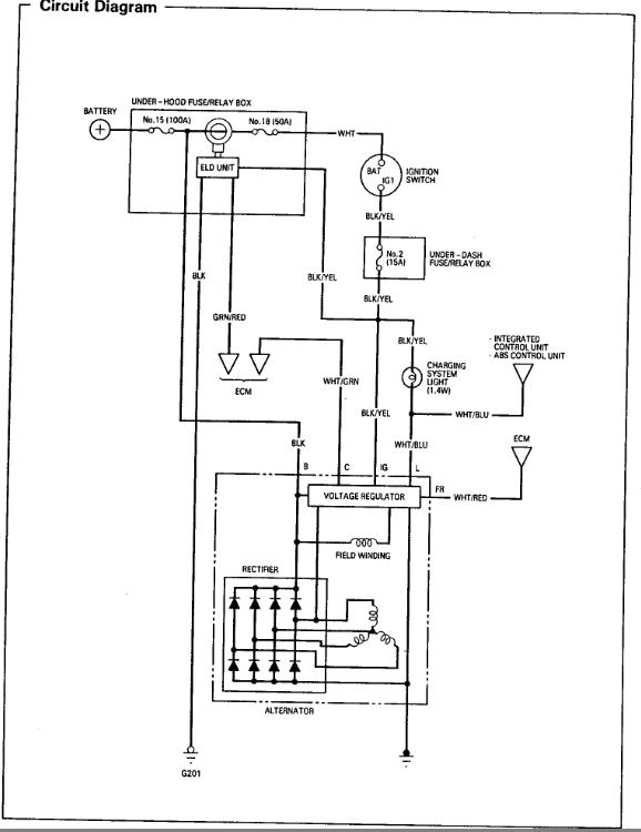 ACURA VIGOR EWD, Fuses & Relay - Car Electrical Wiring Diagram | Acura Vigor Wiring Diagram |  | Car Electrical Wiring Diagram - Jimdo