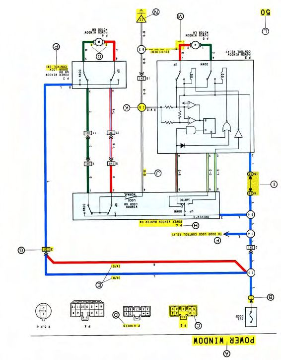 Toyota Land Cruiser Wiring Diagrams