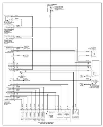 mb w140 automatic transmission diagram