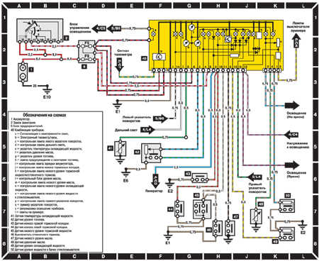 W124 Wiring Diagram | Wiring Diagram