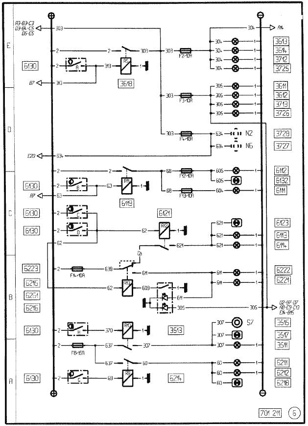 Renault Midlum Truck Wiring Diagrams