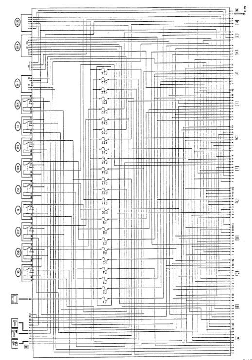 105 Series Land Cruiser Fuse Box Diagram