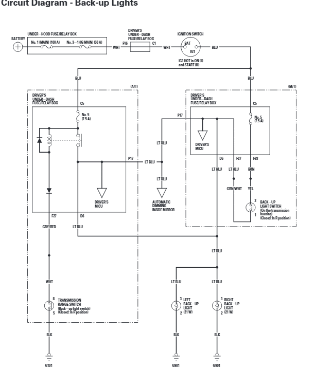ACURA TSX EWD, Fuses & Relay - Car Electrical Wiring DiagramCar Electrical Wiring Diagram - Jimdo