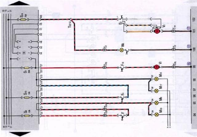 Vw Jetta 2 Wiring Diagrams