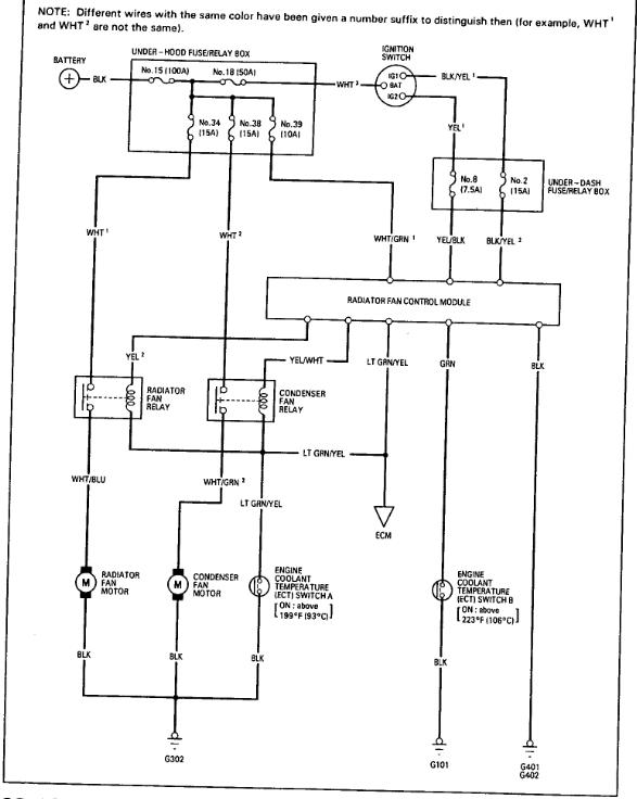 Acura Vigor Wiring Diagram