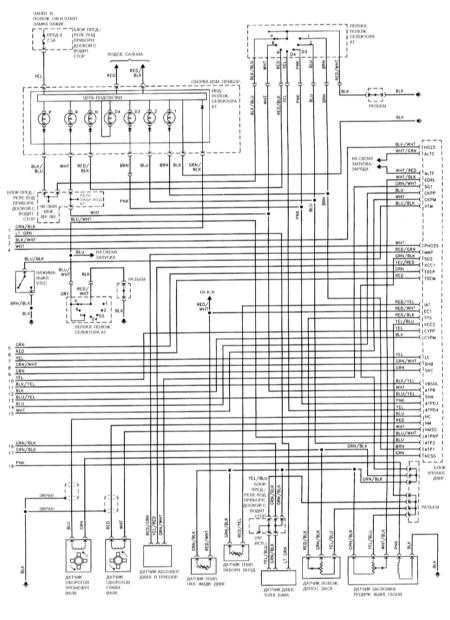 Honda Accord Wiring Diagrams