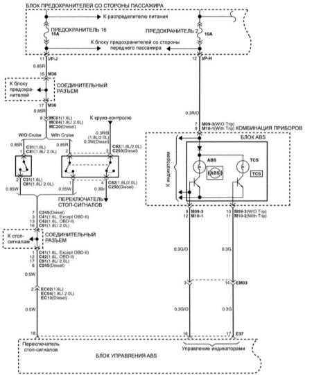 Hyundai Elantra Wiring Diagrams Car Electrical Wiring Diagram