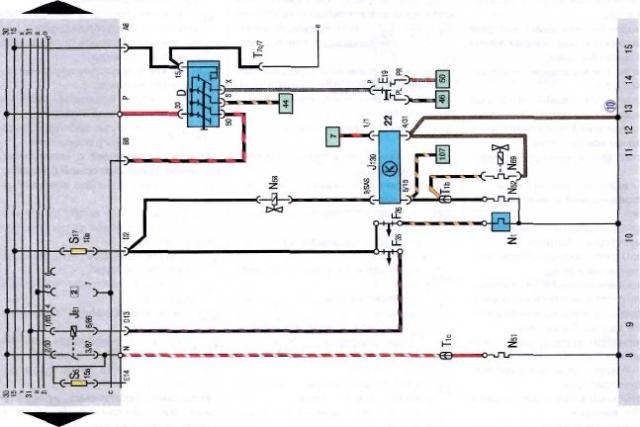 Vw Golf 2 Wiring Diagrams