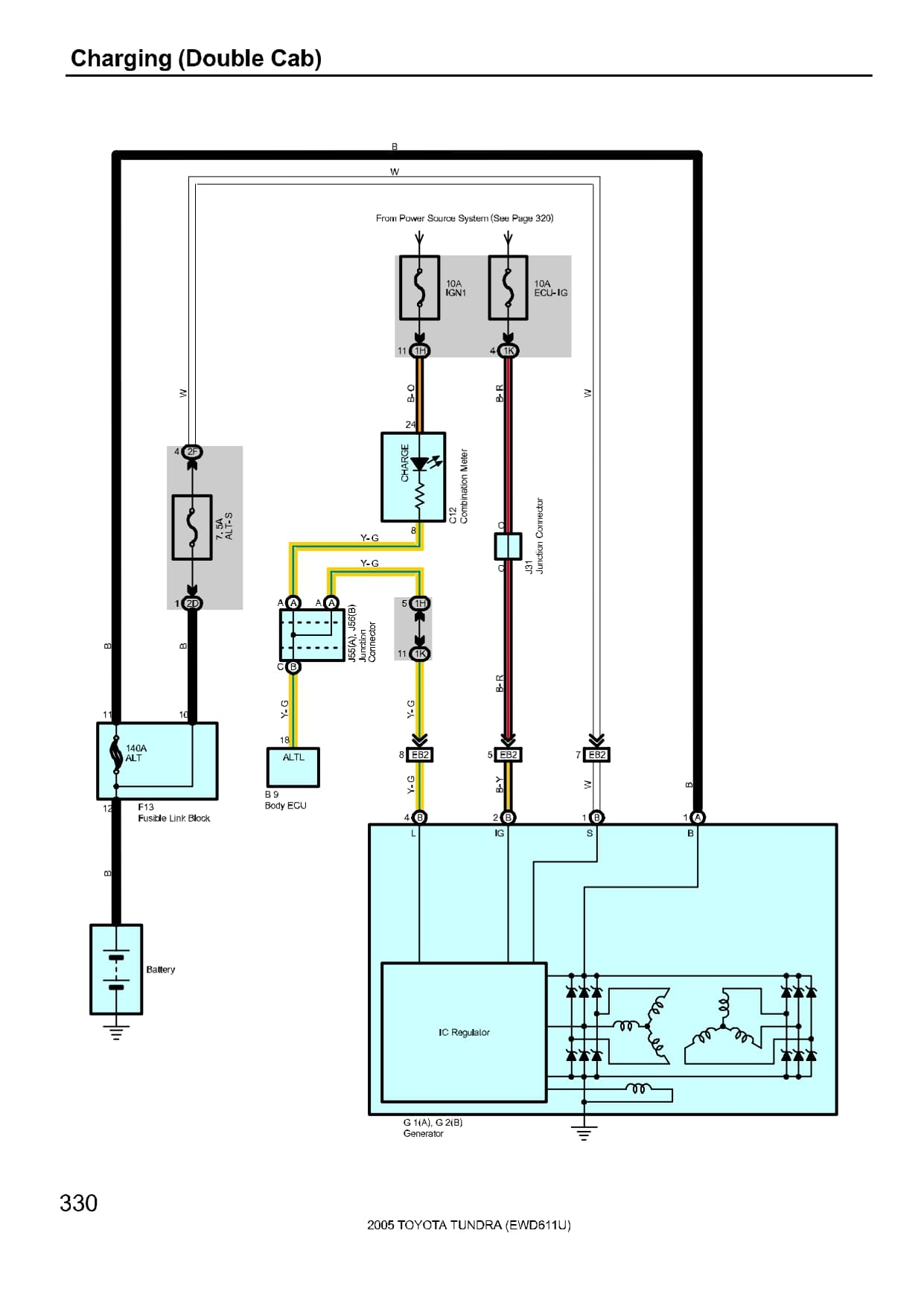 Wire Diagram 2000 Tundra - Wiring Diagrams DataUssel