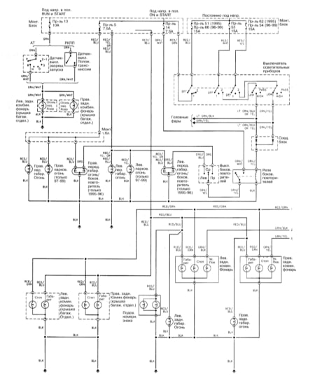 Nissan Maxima Qx Wiring Diagrams Car Electrical Wiring Diagram