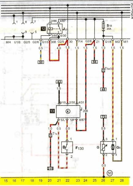 vw passat b3 & b4 wiring diagrams - car electrical wiring diagram  car electrical wiring diagram - jimdo