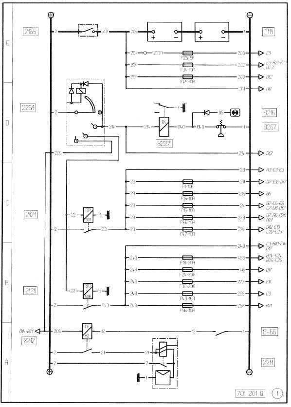 magnum power, start wiring diagram