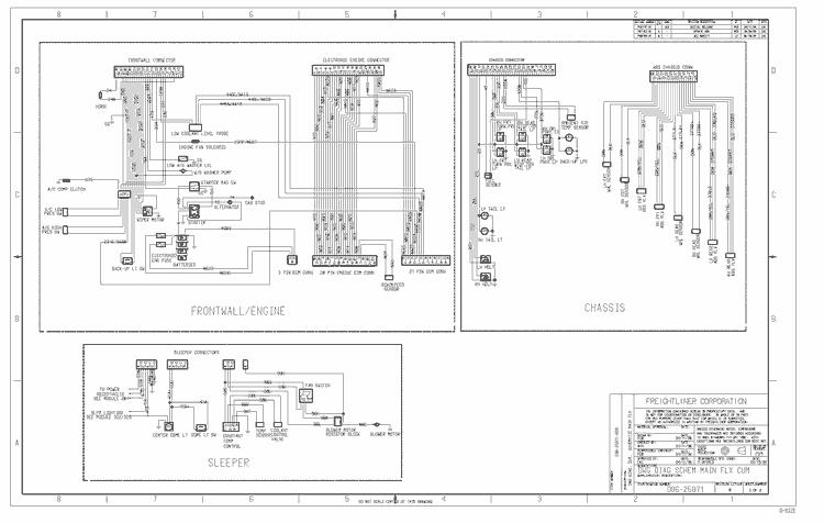 Freightliner Flc Truck Wiring Diagrams
