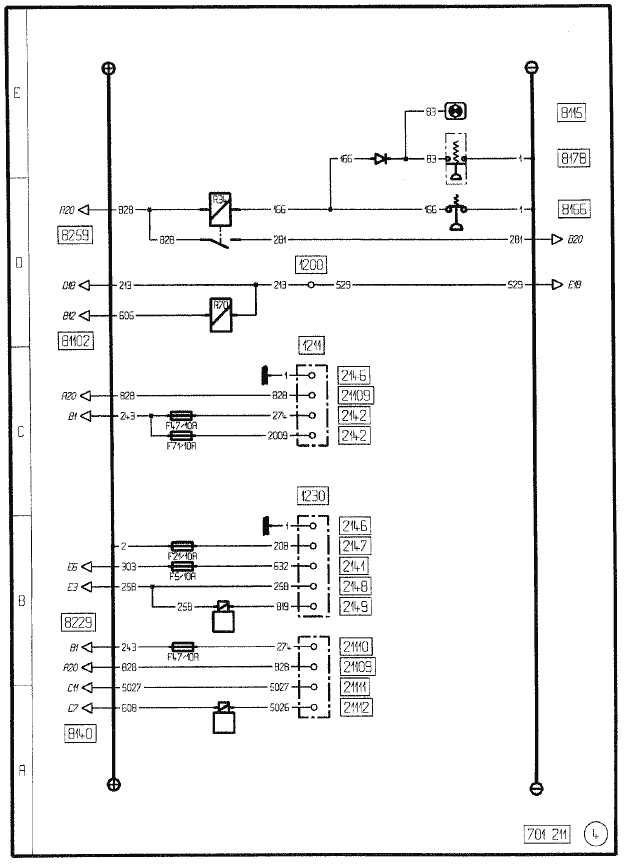 80 Series Spotlight Wiring Diagram