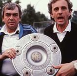 Die Meister-Trainer Ernst Happel & Alex Ristic